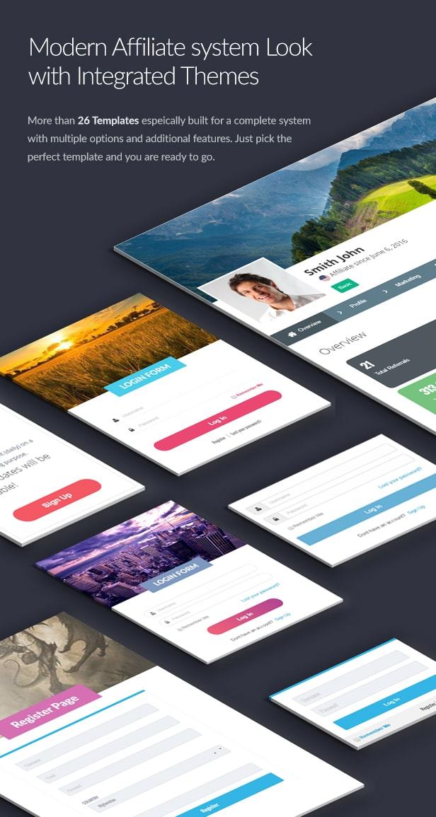 افزونه Ultimate Affiliate Pro | دانلود افزونه همکاری در فروش و بازاریابی