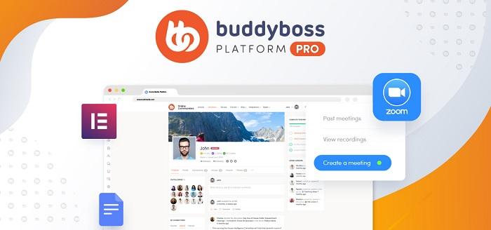 قالب بادی باس | دانلود قالب و پلتفرم BuddyBoss
