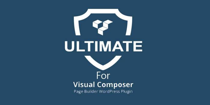 افزونه Ultimate VC Addons | دانلود افزونه های اضافی ویژوال کامپوزر