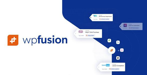 افزونه WP Fusion | دانلود افزونه فیوژن