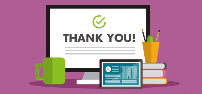 افزونه صفحه تشکر از پرداخت ووکامرس   YITH Custom Thank You Page